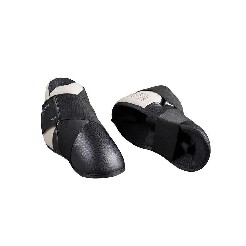 FULL CONTACT Echipament - Protecții picioare 500 OUTSHOCK - COPII