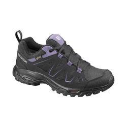 Salomon Tibai Women's Waterproof Gore-Tex Walking Boots - Black