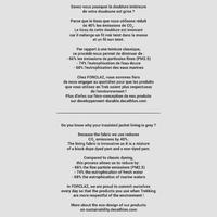 Doudoune sans manche en ouate de trek montagne - TREK 100 noir homme