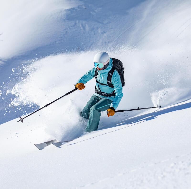 se préparer physiquement aux sports d'hiver