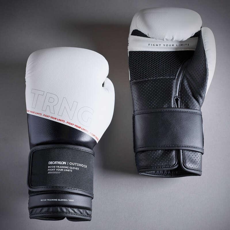 ПЕРЧАТКИ ДЛЯ БОКСА Бокс - Боксерские перчатки 120 OUTSHOCK - Боксерские и снарядные перчатки