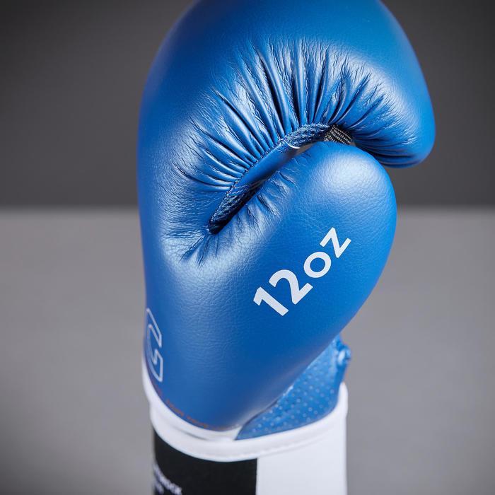 Trainingshandschoenen voor boksen 120 blauw