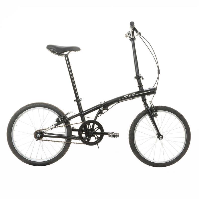 Складные велосипеды Велоспорт - Складной велосипед 20