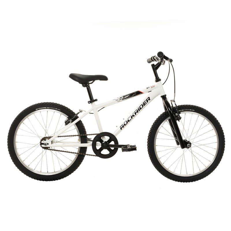 Детские МТВ велосипеды 6-12 лет Велоспорт - ВЕЛОСИПЕД ST 100 RR 20