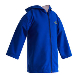 BOYS' POOL PARKA - BLUE