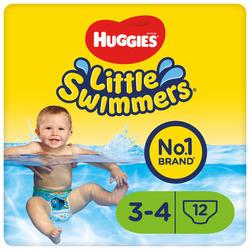 Zwempamper huggies 7-15kg