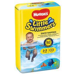 Couches de bain Huggies 3-8kg