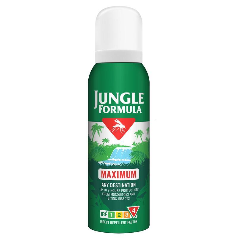 Jungle Formula Maximum Mosquito Repellent - 125ml