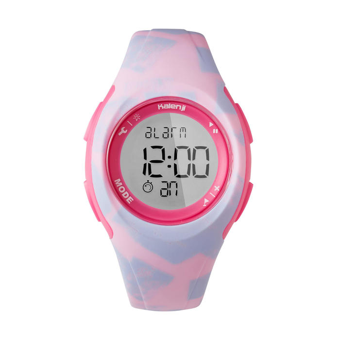 W200 S MEN'S RUNNING STOPWATCH - PINK