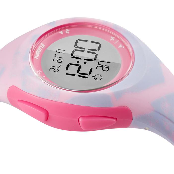 男款跑步腕錶W200 S - 粉紅色