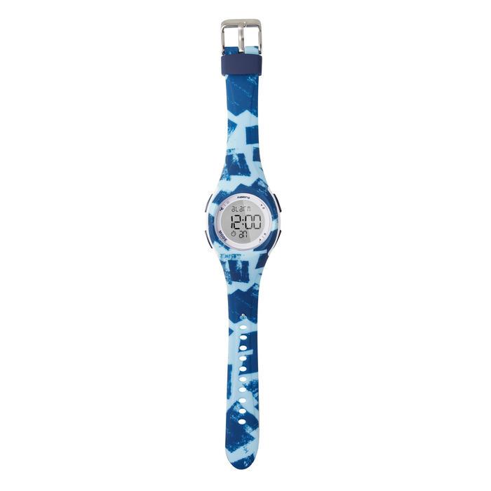 男款跑步腕錶W200 S - 淺藍色
