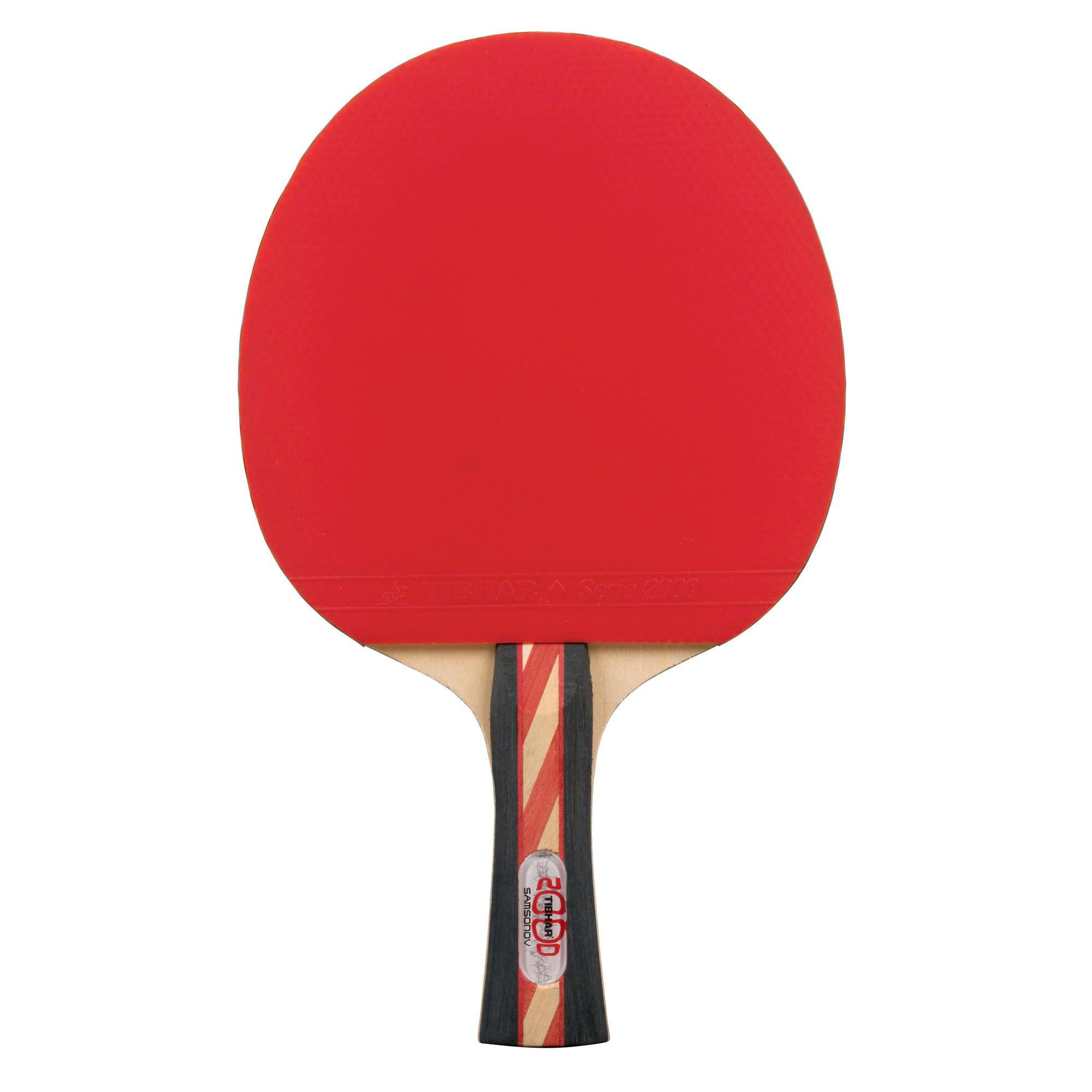 METEOR Housse pour raquette de tennis de table