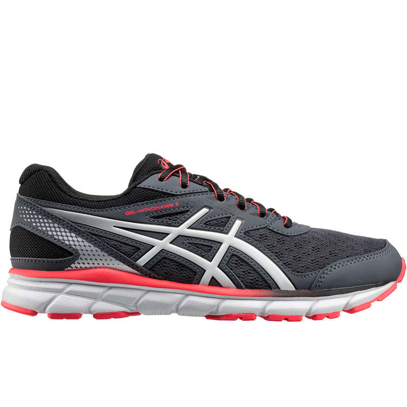 REGULAR WOMEN JOGGING SHOES Running - GEL WINDHAWK LADY GREY SS20 ASICS - Running