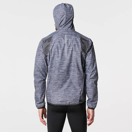 RUN RAIN MEN'S JACKET - GREY