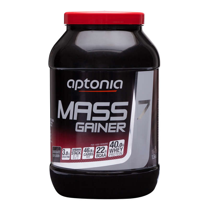 PROTEINS AND SUPPLEMENTS Boxing - Mass Gainer 7 Chocolate 1.5 kg APTONIA - Boxing Nutrition