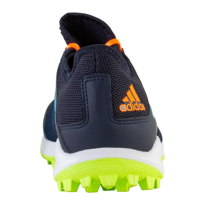 Chaussures de hockey sur gazon adulte intensité moyenne Divox 1.9S marine orange