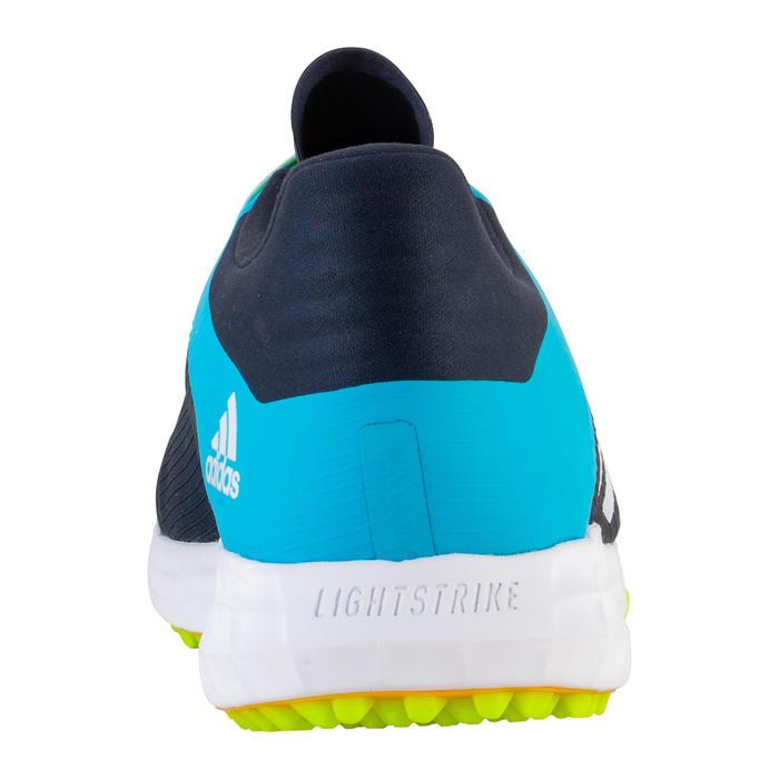Hockeyschoenen voor volwassenen hoog intensief spelen Lux 1.9S blauw