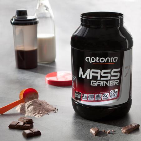 """Muskuļu masas palielinātājs (geineris) """"7"""", 1,5 kg, ar šokolādes garšu"""