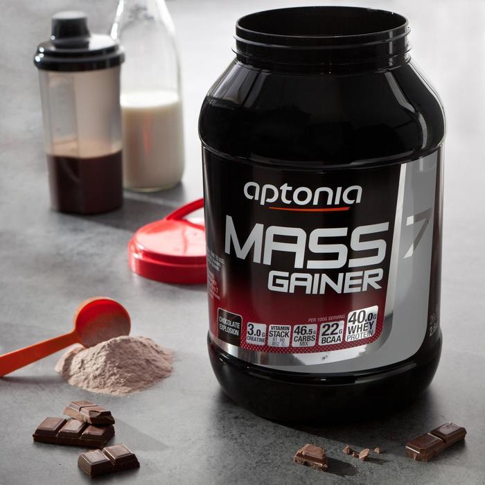 proteinpulver mass gainer 7 schoko 2 6 kg
