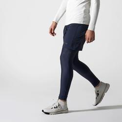 Collant Running Dry+ Homme bleu