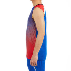 T-Shirt 990 M BLUE RED