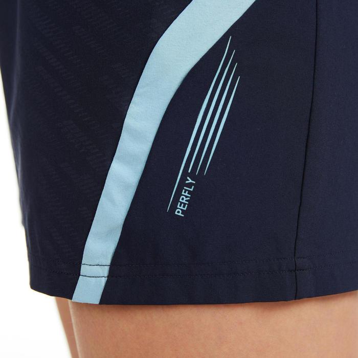 女款短褲560-軍藍色