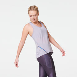 DEBARDEUR JOGGING FEMME RUN LIGHT LAVANDE
