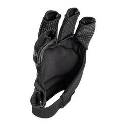 Gant de hockey 2 phalanges intensité moyen/fort ado/adulte Xlite Pro noir orange