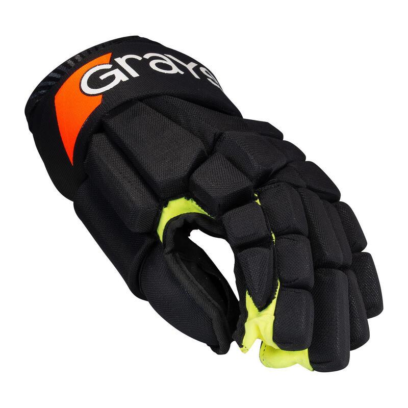 Field Hockey PC Left Glove Linestopper - Black