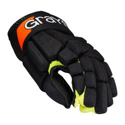 Gant de hockey sur gazon PC adulte droit Linestopper noir
