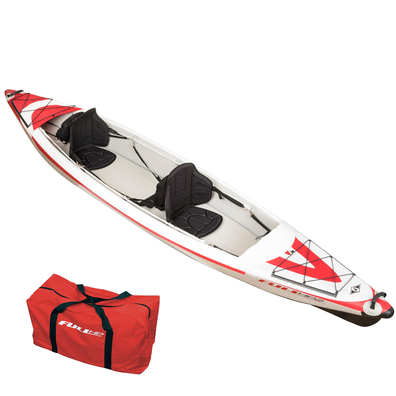 Photo de kayak-gonflable-bic-yakkair-hp-2-fishing