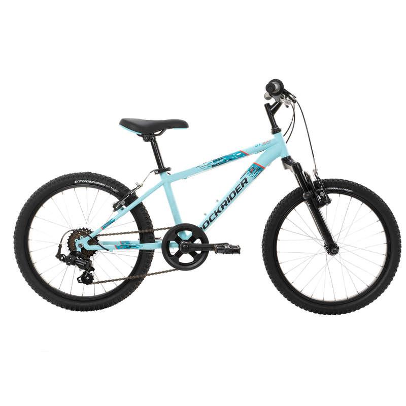 Детские МТВ велосипеды 6-12 лет Велоспорт - ВЕЛОСИПЕД ST 500 RR 20