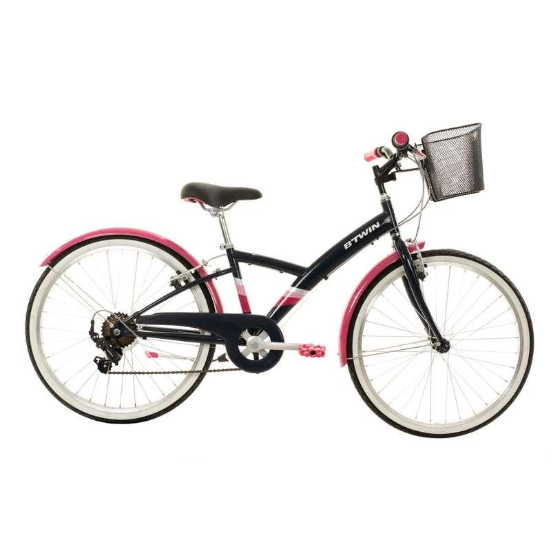 ВЕЛОСИПЕДЫ ДЕТСКИЕ ГИБРИДНЫЕ 6-12 ЛЕТ Велоспорт - ВЕЛОСИПЕД 500 ORIGINAL 24 BTWIN - Велоспорт