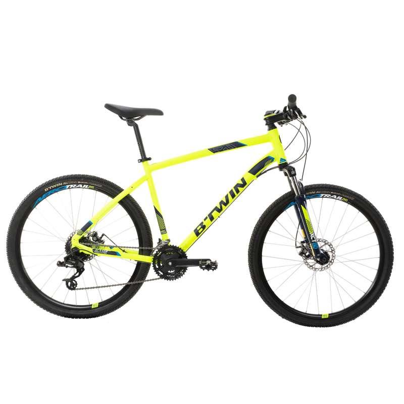 Горные велосипеды для продвинутых Велоспорт - Горный велосипед ST520 27,5