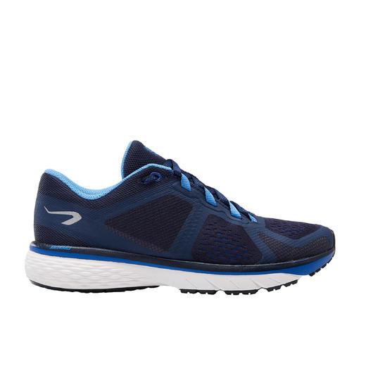 Zapatillas Running Kalenji Run Support Mujer Azul Oscuro