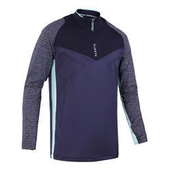 Voetbalsweater voor volwassenen CLR donkerblauw