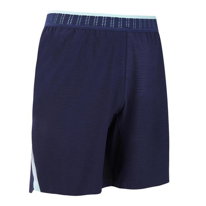 Voetbalshort voor volwassenen CLR donkerblauw