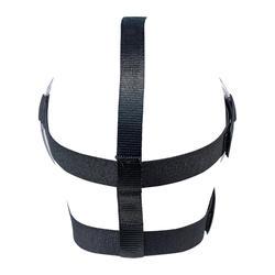 Masque de hockey sur gazon PC enfant toutes intensités Grays transparent