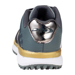 Chaussures de hockey adolescent intensité faible à moyenne LGHT 150 noir doré