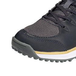 Hockeyschoenen voor tieners laag tot gemiddeld intensief LGHT 150 zwart/goud