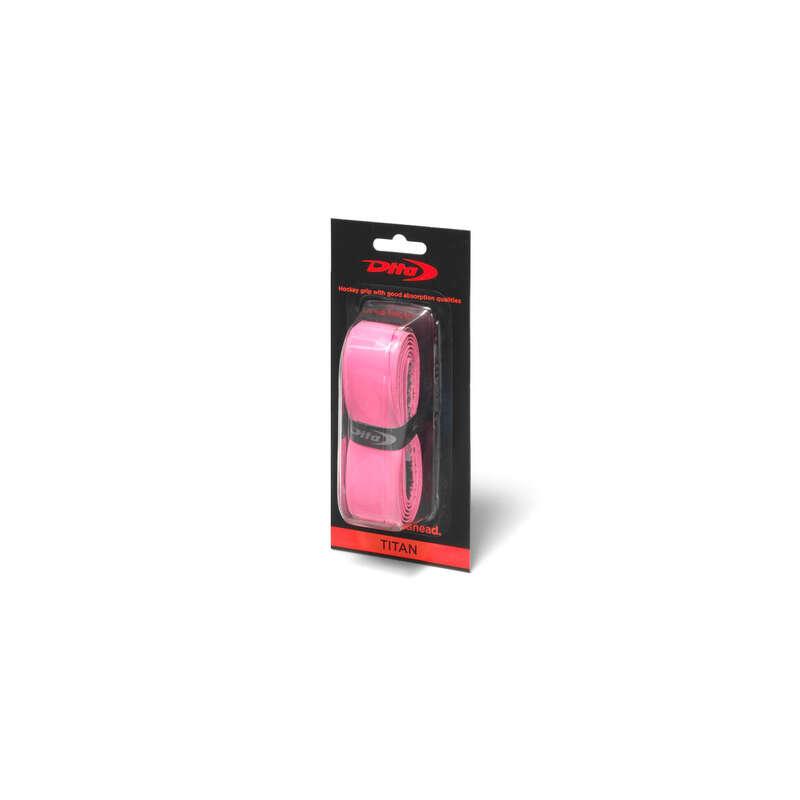 BALL, GRIP, BAG FIELDHOCKEY Sport di squadra - Grip hockey TITAN rosa DITA - Hockey su prato