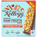 BARRETTE, GEL E RECUPERO Alimentazione - Barreta nuts&raw semi girasole KELLOG'S - Alimentazione