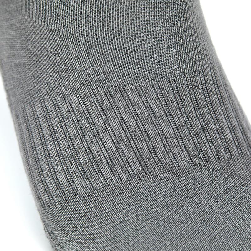 ถุงเท้าหุ้มข้อสำหรับใส่เดินป่ารุ่น NH100 แพ็ค 2 คู่ (สีเทา)
