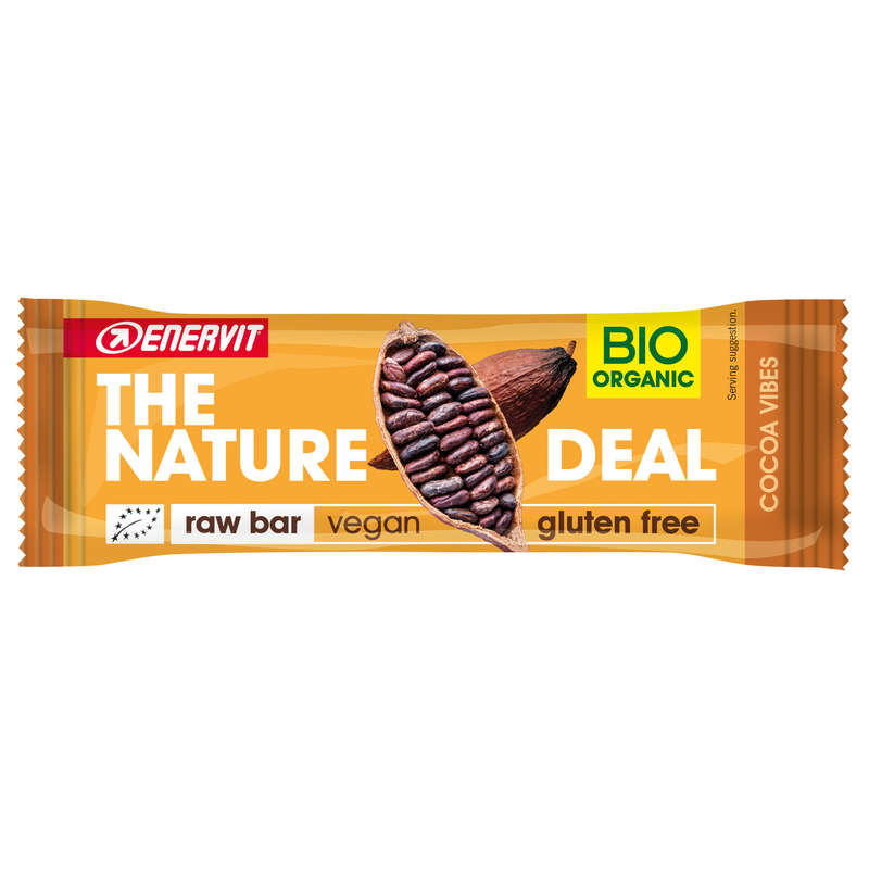 BARRETTE, GEL E RECUPERO Attività fisica intensa - Nature deal raw bar cocoavibes ENERVIT - Boutique alimentazione 2019