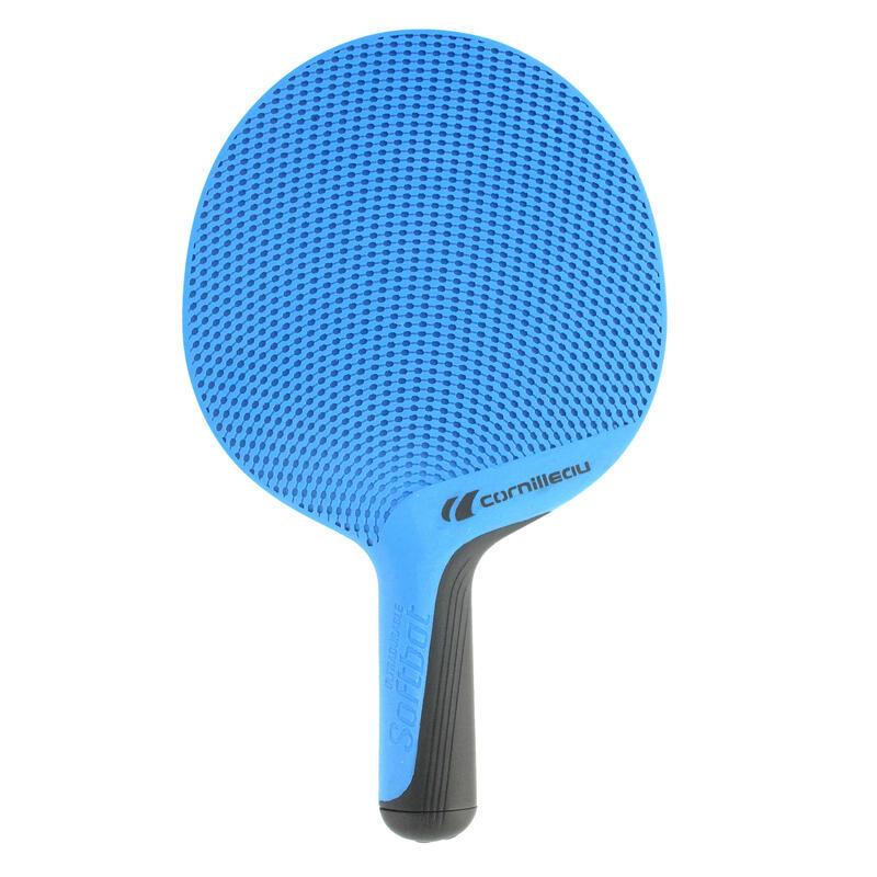 Paletă Tenis de Masă Softbat Albastru