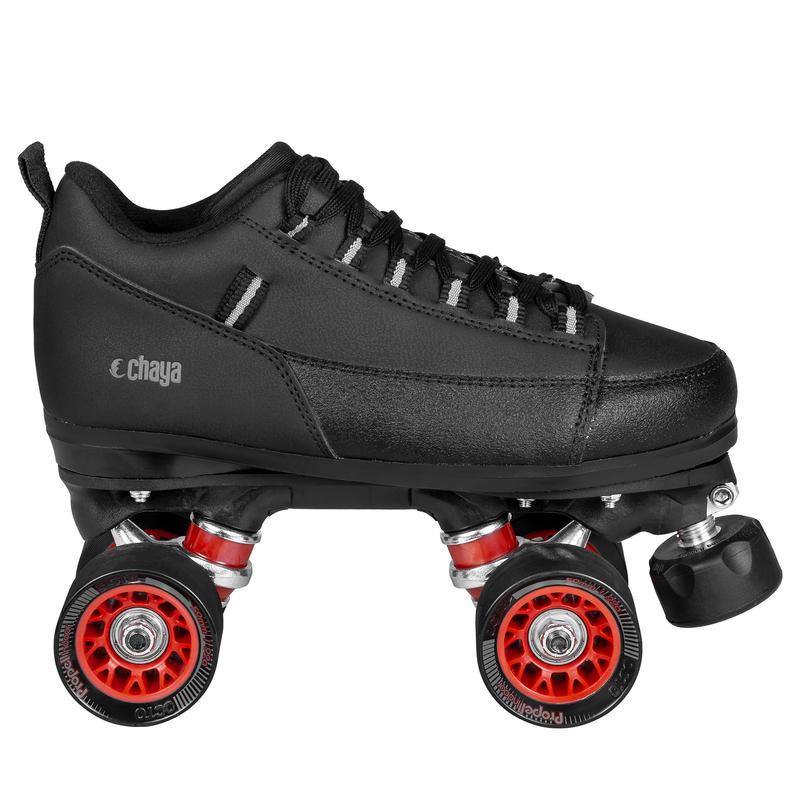Roller Quad derby CHAYA RUBY noir