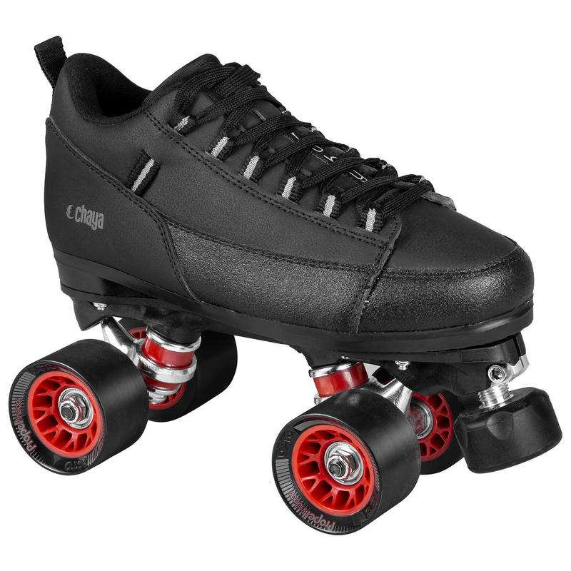 Patines Roller Quad Derby Chaya Ruby Negro