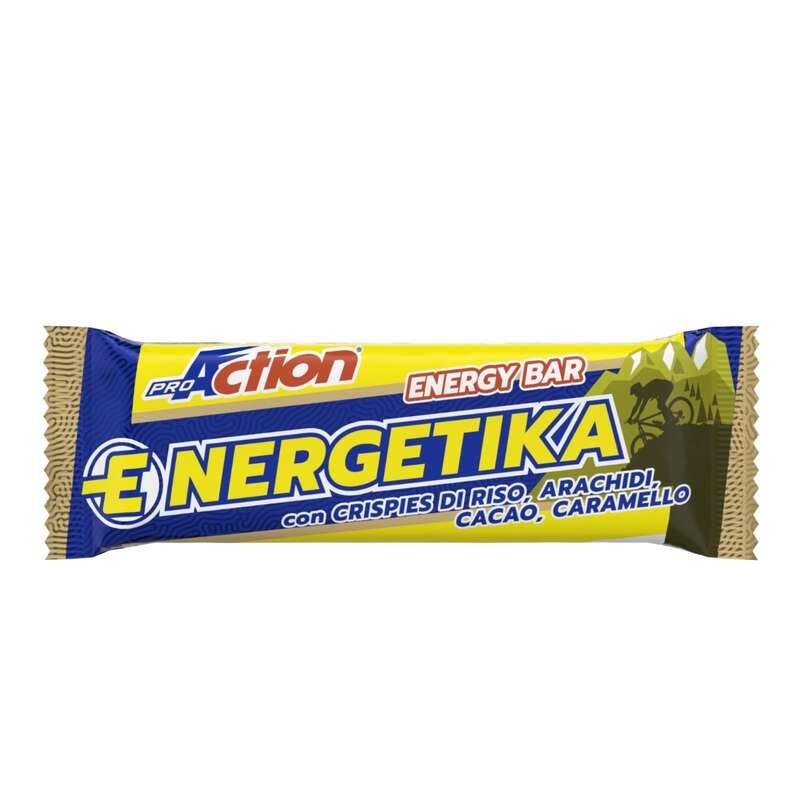 BARRETTE, GEL E RECUPERO Attività fisica intensa - e energetica arachidi caramell PROACTION - Boutique alimentazione 2019