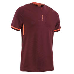 Adult Football Shirt CLR - Burgundy