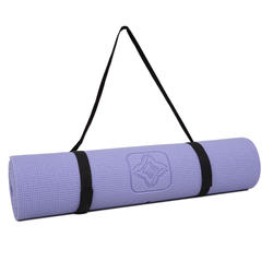 8mm Gentle Yoga Mat Comfort - Lavender